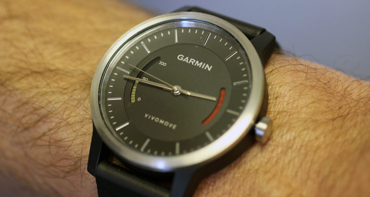 Introducing the Garmin vivomove - NavWorld
