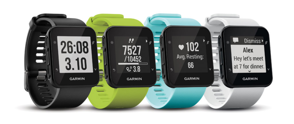Run your heart out: Garmin's new Forerunner 35