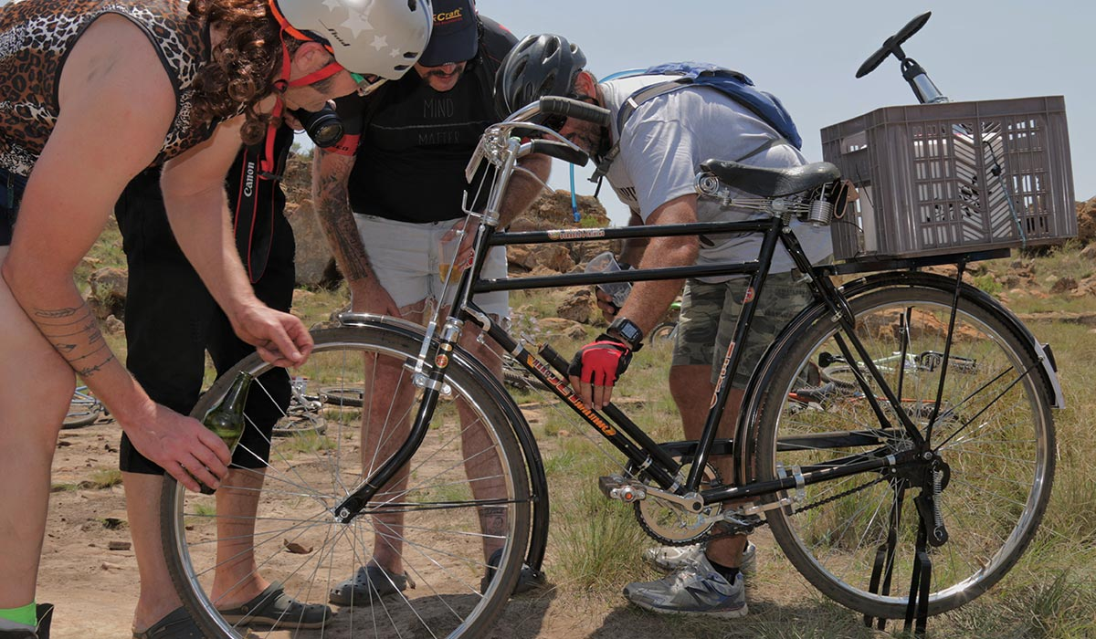 No gears allowed: SA's Single Speed Championships 2016