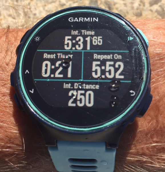 Using your Garmin watch to improve your swimming technique