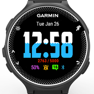 Top 5 custom watch faces for Garmin users to enjoy - NavWorld