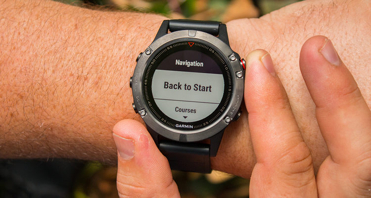 Your Garmin multisport watch tracking options: Which setting