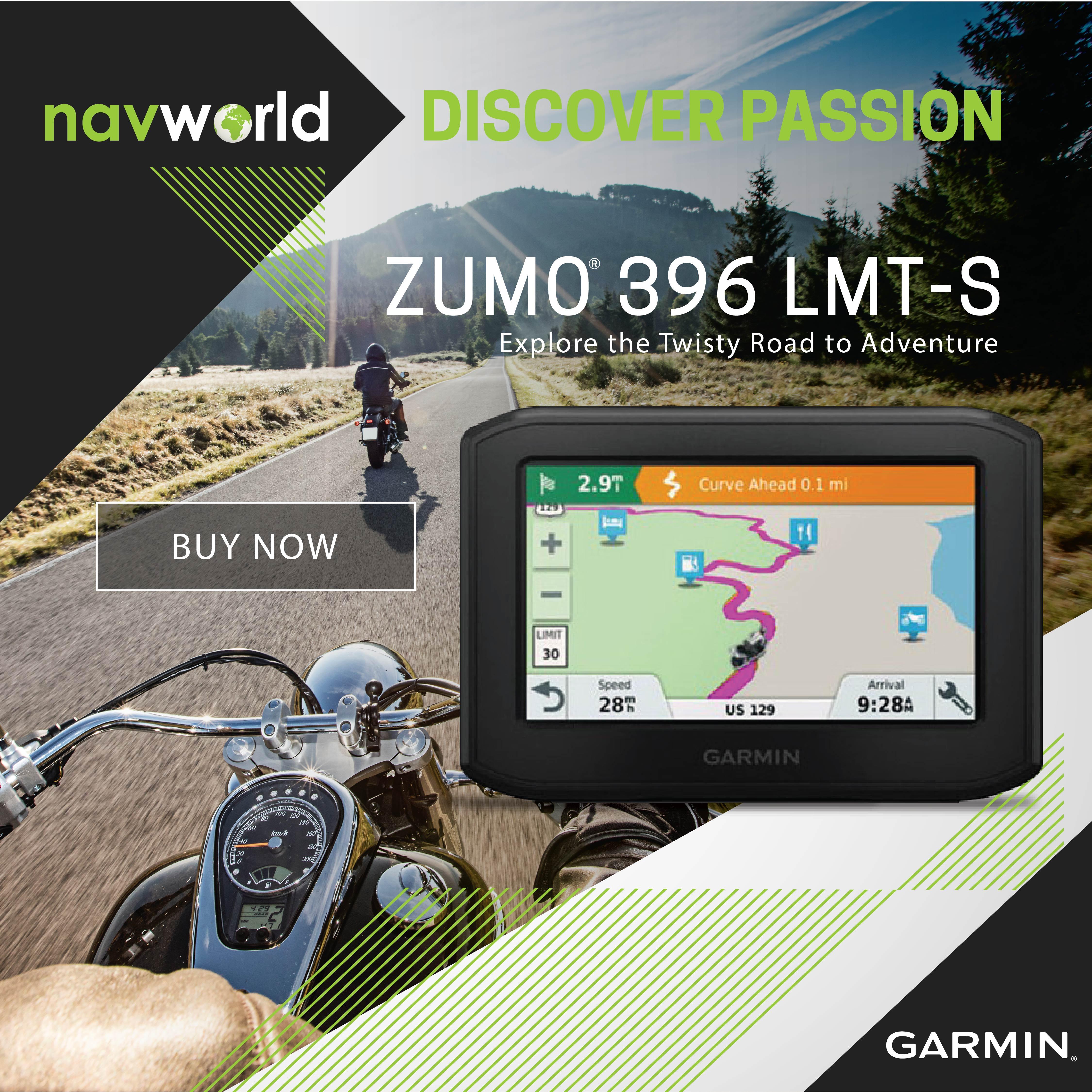 Navworld Zumo LMT-S