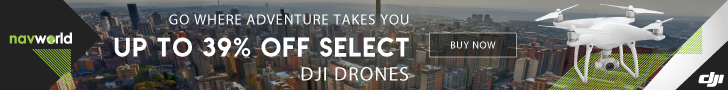 Navworld DJI Drones